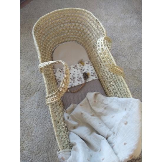 Reiswieg met waterafstotende matras